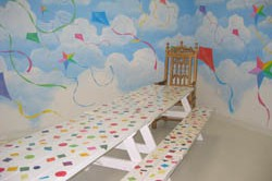 The Birthday Party Rooms - Kite Room